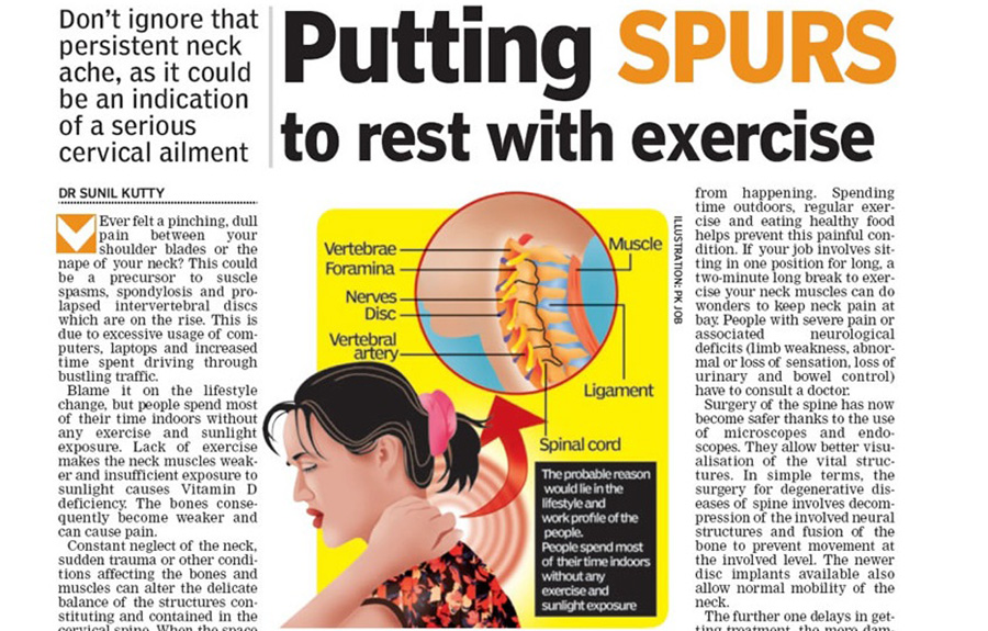 Putting SPURS to Rest with Exercise